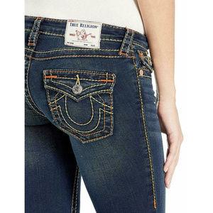 True Religion Women's Skinny Stretch Jeans (31)